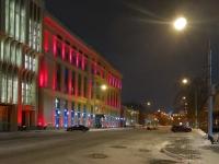 Новосибирск, улица Серебренниковская, дом 31. офисное здание