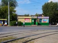 Novosibirsk, st Serebrennikovskaya, house 1 к.1. store