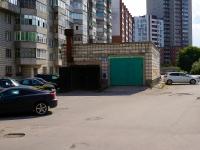 Novosibirsk, st Serebrennikovskaya, house 2/4. garage (parking)