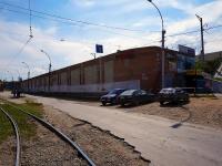 Novosibirsk, st Serebrennikovskaya, house 2А. garage (parking)