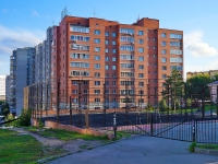 Novosibirsk, st Serebrennikovskaya, house 4/3. Apartment house