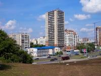 Novosibirsk, st Serebrennikovskaya, house 4/1. Apartment house