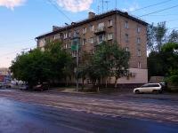 Novosibirsk, st Serebrennikovskaya, house 3. Apartment house