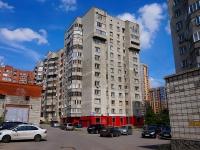 Novosibirsk, st Serebrennikovskaya, house 4/2. Apartment house