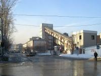Новосибирск, улица Индустриальная, дом 12. офисное здание