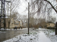 Новосибирск, улица Королёва, дом 7. многоквартирный дом