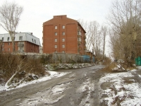Novosibirsk, st Korolev, house 8. Apartment house