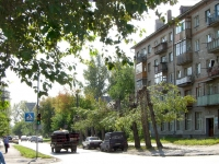 Novosibirsk, st Korolev, house 18. Apartment house