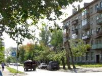 Новосибирск, улица Королёва, дом 18. многоквартирный дом