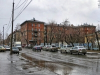 Новосибирск, улица Королёва, дом 32. многоквартирный дом