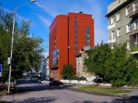 Новосибирск, улица Коммунистическая, дом 11. многоквартирный дом