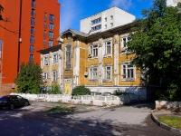 Новосибирск, улица Коммунистическая, дом 13. офисное здание