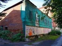 улица Коммунистическая, house 14. неиспользуемое здание