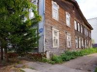 улица Коммунистическая, house 16. неиспользуемое здание