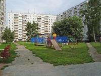 Новосибирск, улица Ипподромская, дом 30. многоквартирный дом