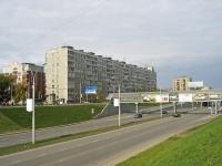 Новосибирск, улица Ипподромская, дом 31. многоквартирный дом