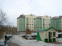 Новосибирск, улица Ипподромская, дом 34/2. многоквартирный дом