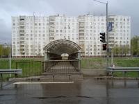 Новосибирск, улица Ипподромская, дом 34. многоквартирный дом