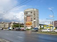 Новосибирск, улица Ипподромская, дом 56. многоквартирный дом