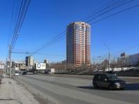 Новосибирск, улица Ипподромская, дом 48. многоквартирный дом