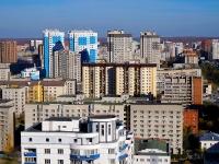 Новосибирск, улица Ипподромская, дом 19. многоквартирный дом