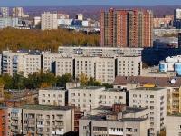 Новосибирск, улица Ипподромская, дом 22. общежитие