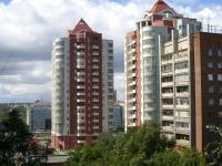 Новосибирск, Кавалерийская ул, дом 2