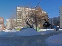 Новосибирск, улица Каунасская, дом 5/1. многоквартирный дом