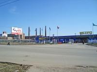 Новосибирск, гипермаркет Метро Кэш энд Керри, улица Северная, дом 11