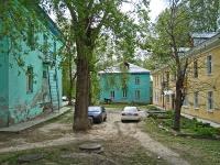 Новосибирск, улица Северная, дом 12. многоквартирный дом