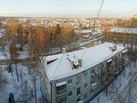 Новосибирск, улица Северная, дом 17. многоквартирный дом