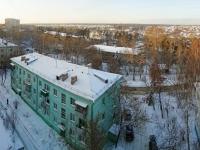 Новосибирск, улица Северная, дом 19. многоквартирный дом