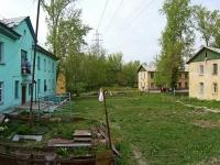 Новосибирск, улица Кисловодская, дом 2. многоквартирный дом