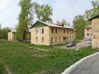Новосибирск, улица Кисловодская, дом 3. многоквартирный дом