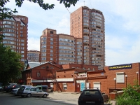 """Новосибирск, улица Кропоткина, дом 92/2. гараж / автостоянка ГСК """"Сигнал"""""""