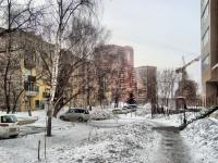 Novosibirsk, st Kropotkin, house 92. Apartment house