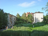 Novosibirsk, st Kropotkin, house 98. Apartment house