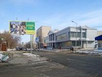 Новосибирск, улица Кропоткина, дом 112 к.1. офисное здание