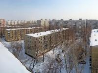 Novosibirsk, st Kropotkin, house 113. Apartment house