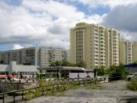 Новосибирск, улица Кропоткина, дом 116/1. многоквартирный дом
