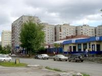 Novosibirsk, st Kropotkin, house 116. Apartment house