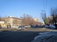 Novosibirsk, st Kropotkin, house 119. school