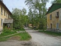 Новосибирск, улица Падунская, дом 2. многоквартирный дом