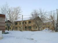 Novosibirsk, st Igarskaya, house 44. Apartment house