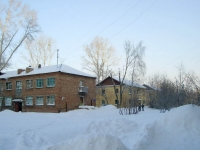 Novosibirsk, st Igarskaya, house 52. Apartment house