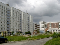 Новосибирск, улица Карельская, дом 19. многоквартирный дом