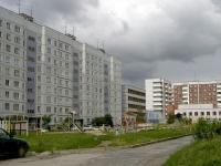 Novosibirsk, st Karelskaya, house 19. Apartment house