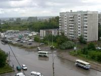 Новосибирск, улица Комсомольская, дом 1. многоквартирный дом
