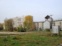 Новосибирск, улица Комсомольская, дом 9А. многоквартирный дом