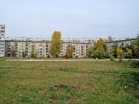 Новосибирск, улица Комсомольская, дом 9. многоквартирный дом